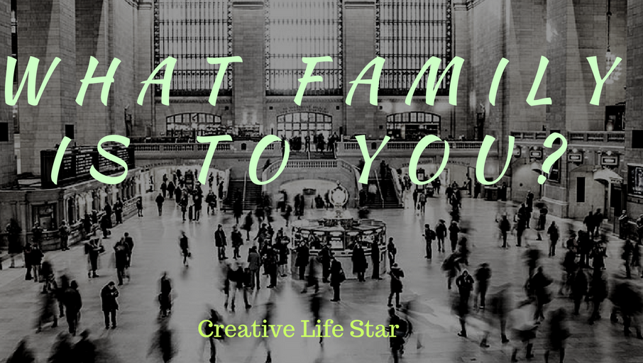 What Family Is ToYou?