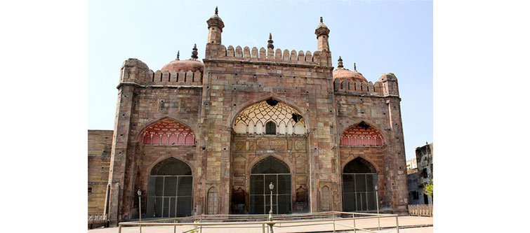 Alamgir-Mosque