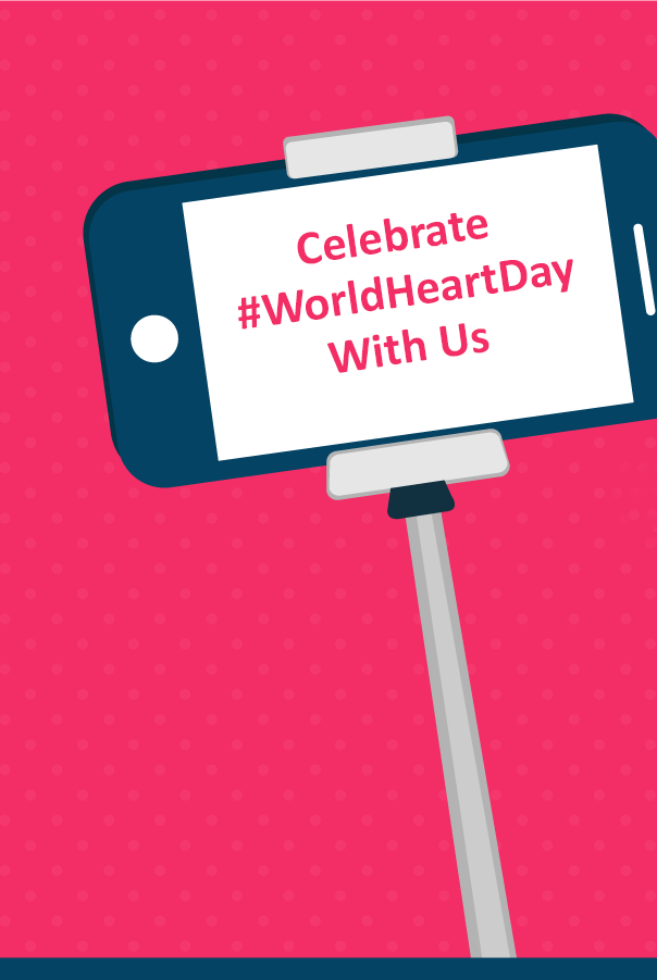How to Keep your heart healthy ? – World Heart Day