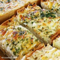 Flavorful Basil Butter Bread