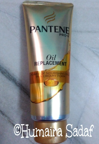 Best ever Smooth and Silky New PANTENE PRO-V OilREPLACEMENT!